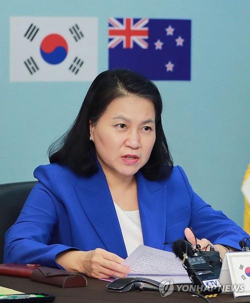 韩产业部高官俞明希将参选世贸组织秘书长