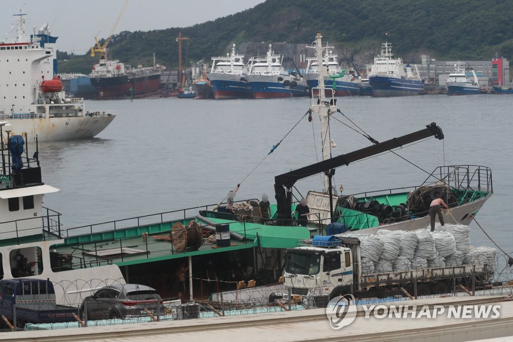 韩防疫部门:俄籍船只船员未报备擅自下船