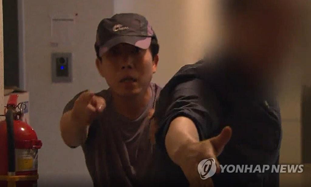 韩警方搜查涉散布反朝传单脱北者团体代表