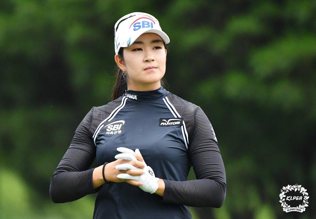 韩高球手金阿林美国女子公开赛夺冠
