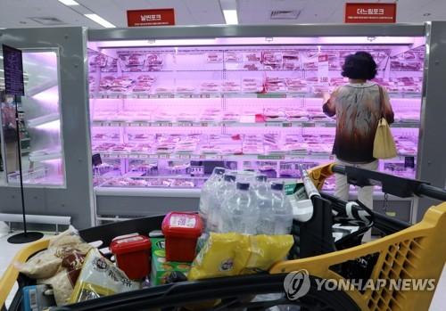 详讯:韩国7月CPI同比上涨0.3%