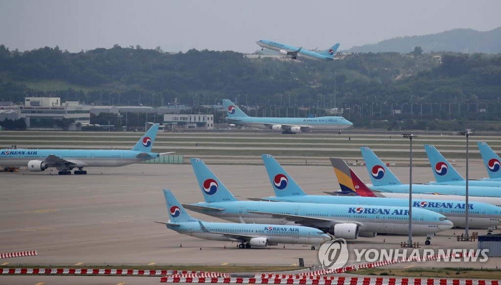 大韩航空下周起重启仁川至天津航线