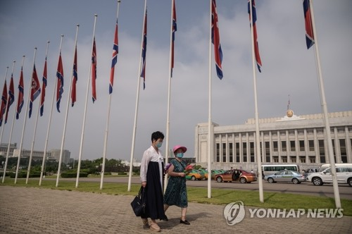 朝鲜发补助加强妇幼防疫力度