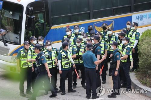 详讯:首尔市长今晨背包离开官邸后失联