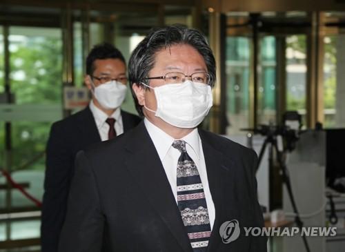 韩政府召见日本驻韩公使