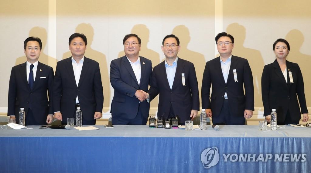 韩国朝野就本周举行国会启动仪式达成一致