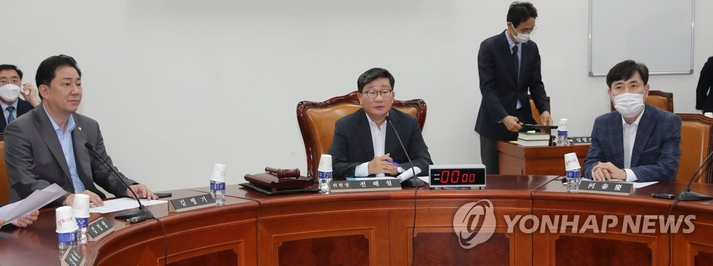 韩国国会情报委今起听取有关部门工作报告