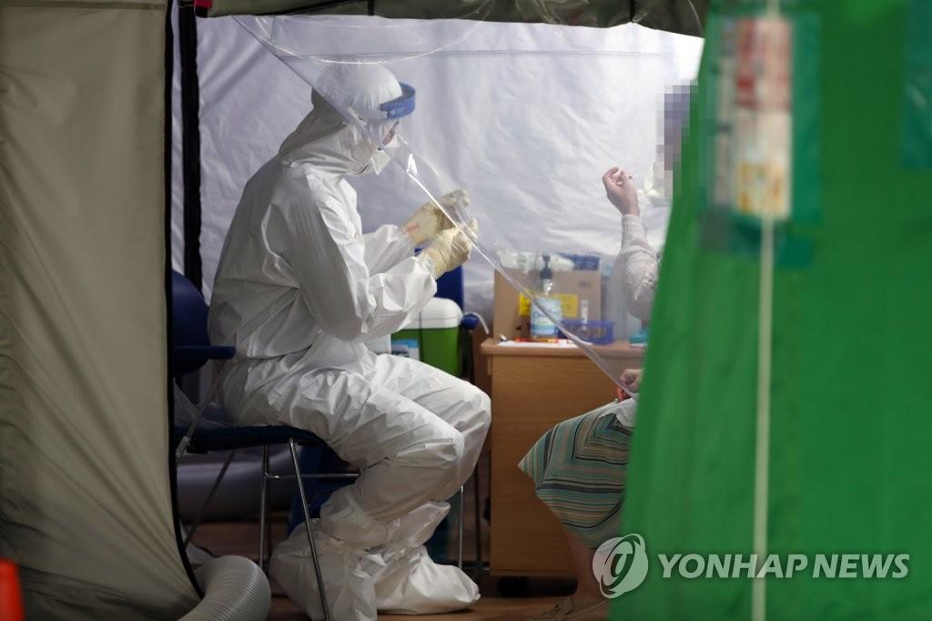 简讯:韩国新增23例新冠确诊病例 累计14389例