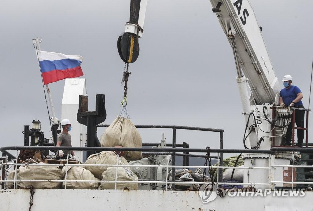 韩釜山港俄船引起二代传播 维修工接触者确诊