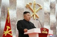 金正恩:靠自卫性核威慑力确保祖国永久安全