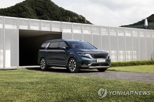 韩国五大整车厂商10月销量同比减3.7%