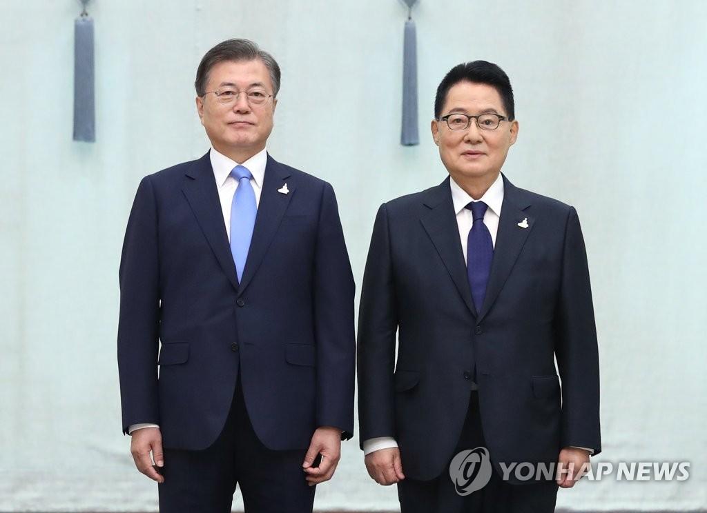 韩新任国情院长:致力于为解决朝核问题营造转机