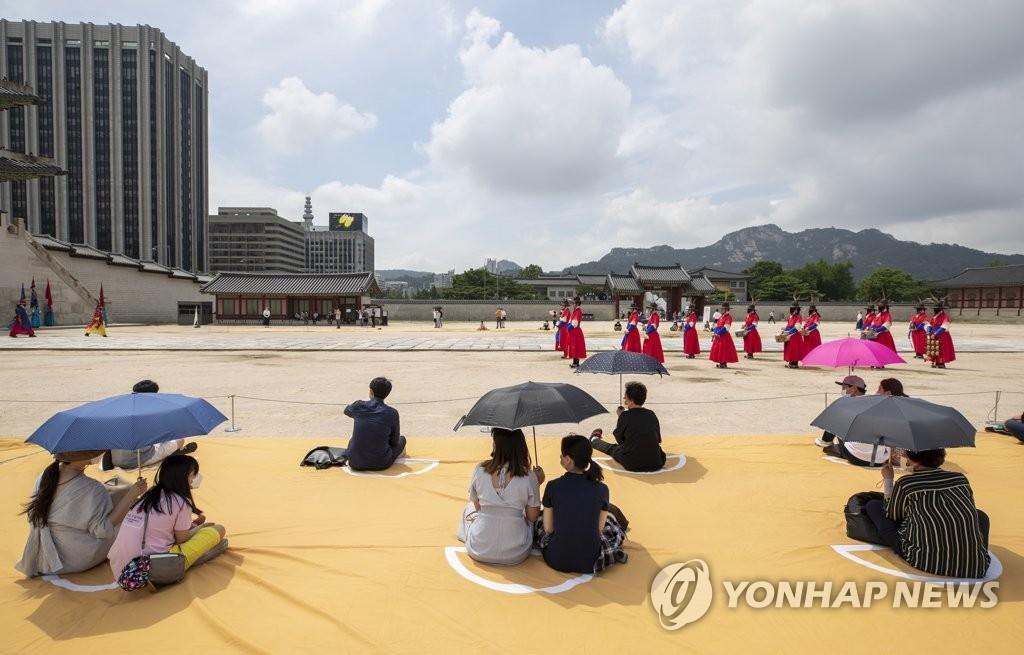 韩防疫部门呼吁市民暑假期间做好个人防护