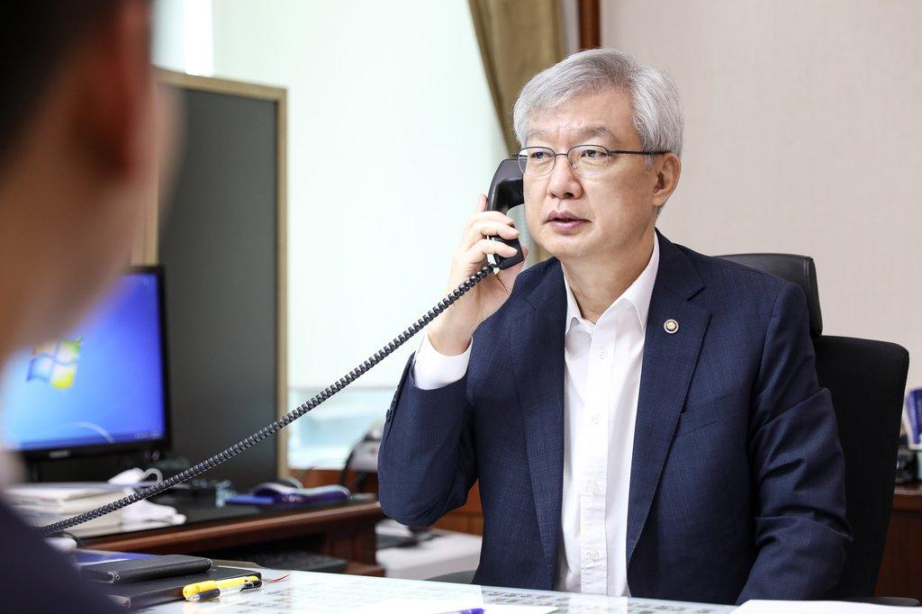 韩美日等七国副外长通电话讨论合作抗疫等问题