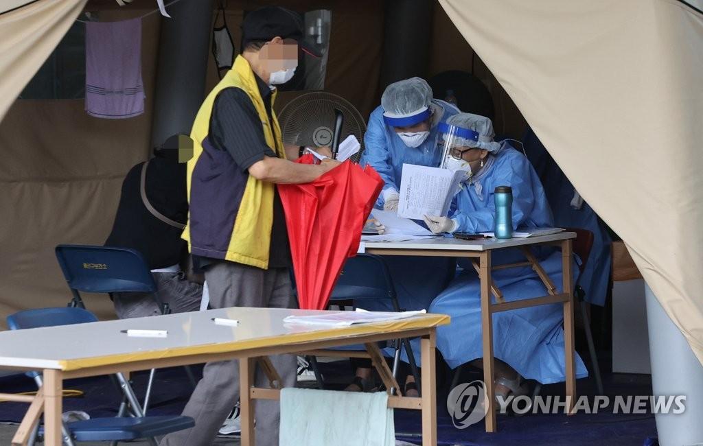 简讯:韩国新增34例新冠确诊病例 累计14423例