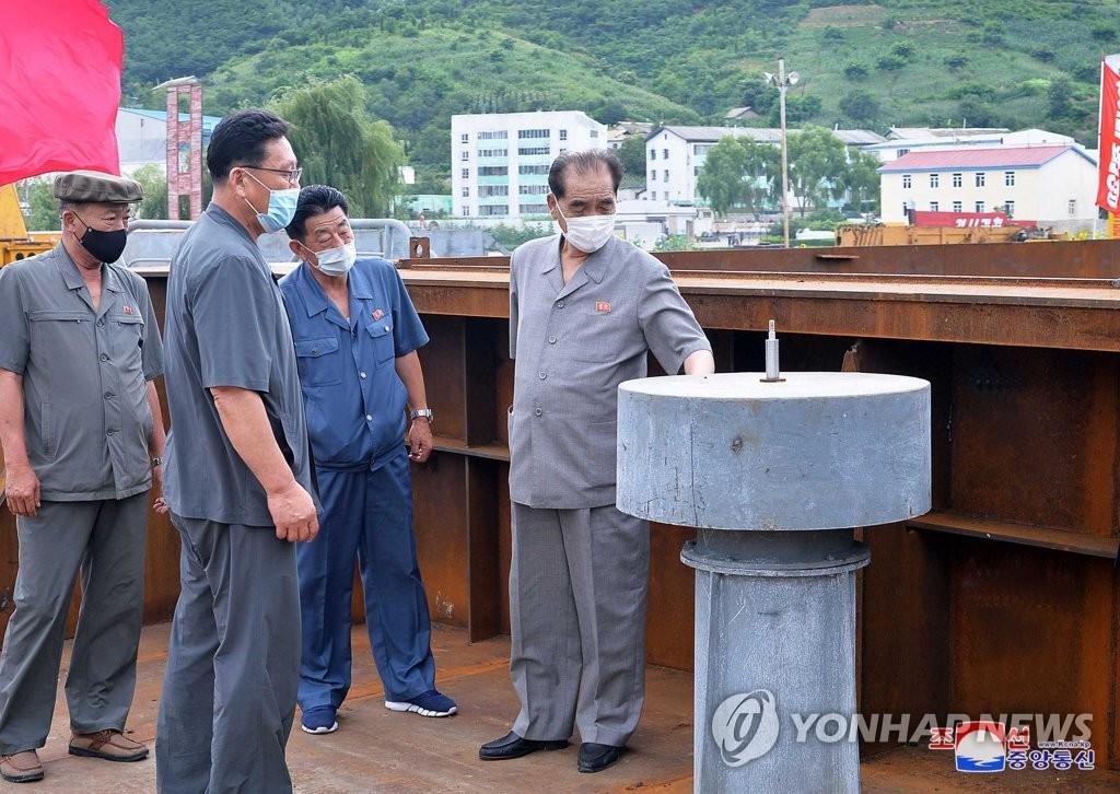 朝鲜暂停南浦港至大连港货运