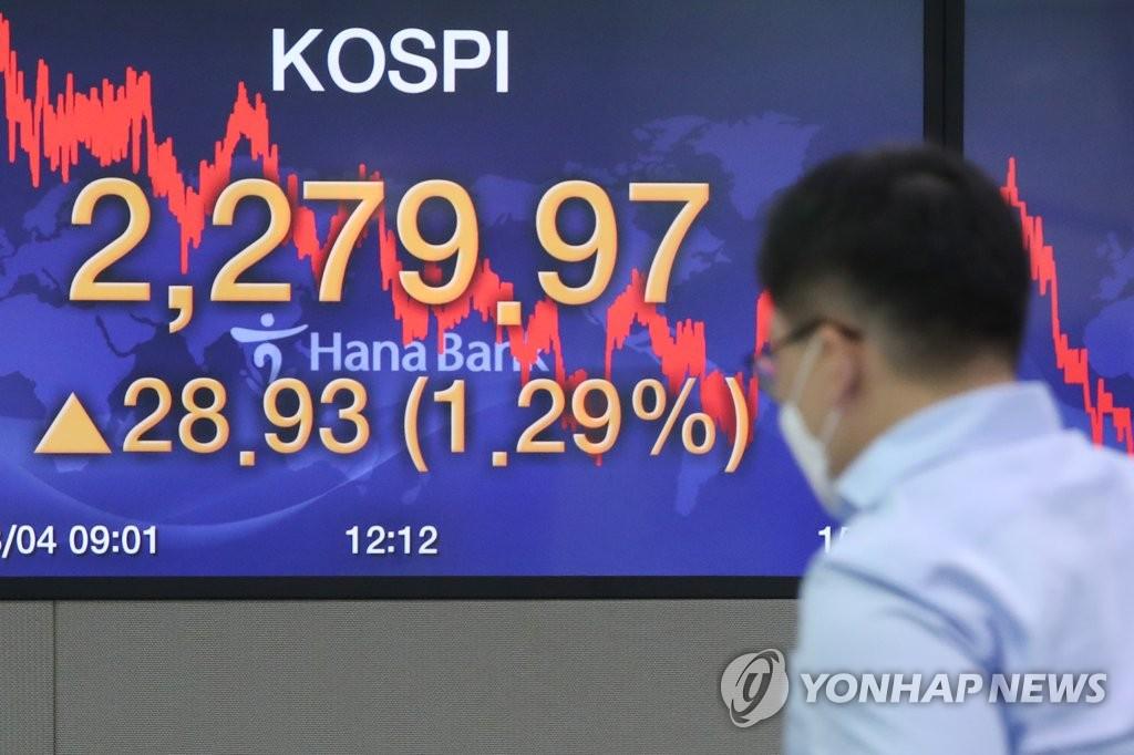 报告:中国成近八年对KOSPI股指影响最大外因