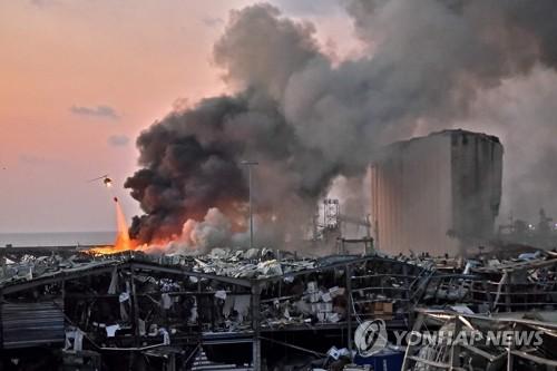 韩外交部:尚无韩国公民在黎巴嫩爆炸中伤亡