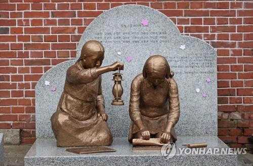 培花女中抗日运动家铜像