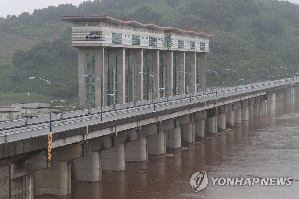 韩统一部:韩朝边境南侧水位保持平稳