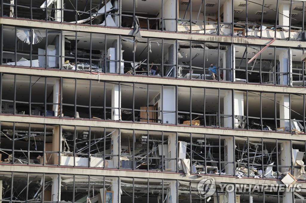 韩政府将向黎巴嫩提供紧急人道主义援助