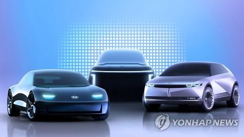 现代电动汽车品牌定名IONIQ