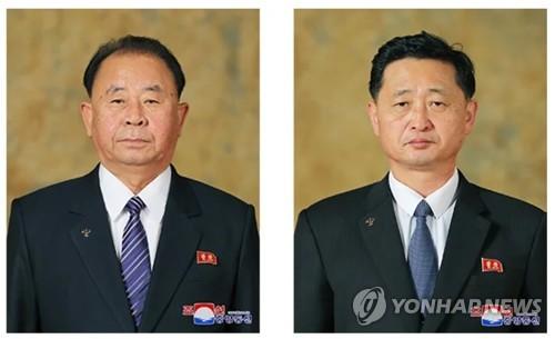 朝鲜政治局常委换新