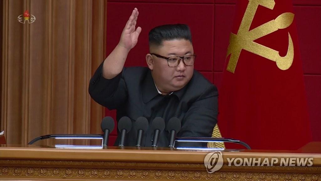 朝鲜明召开劳动党全会讨论强化战斗力