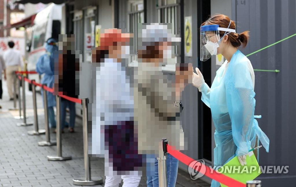 简讯:韩国新增246例新冠确诊病例 累计15761例