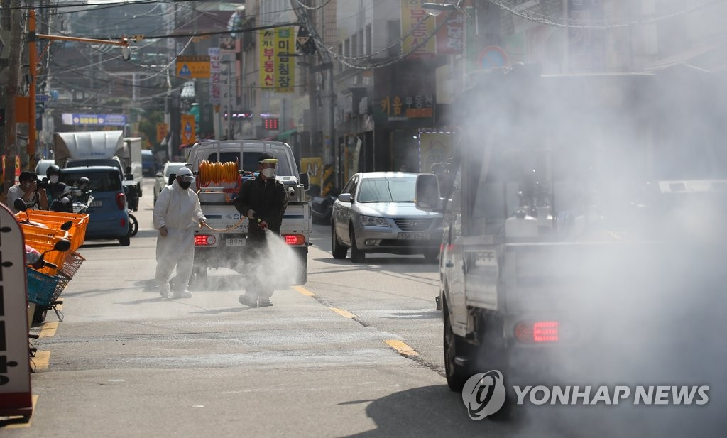 首尔教会疫情蔓延至韩全境 首都圈防疫升级