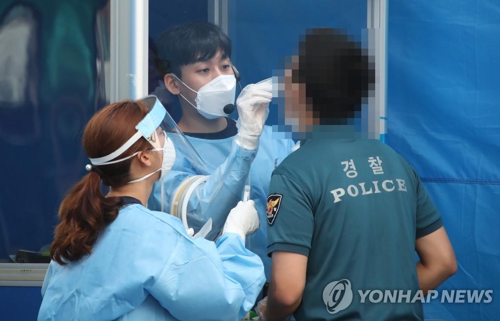 简讯:韩国新增397例新冠确诊病例 累计17399例