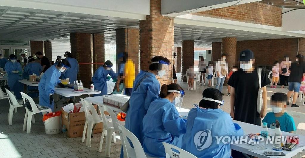 韩防疫部门:疫情形势尚未达到高峰