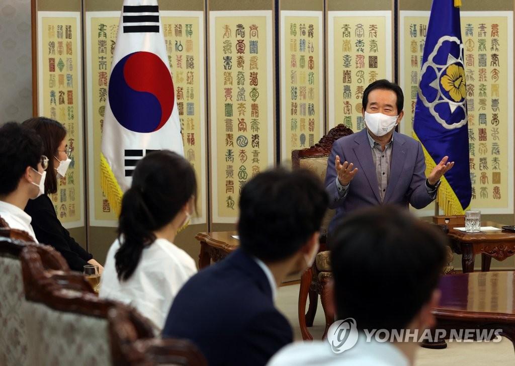 韩政府与罢诊实习医生就合力抗疫达成一致