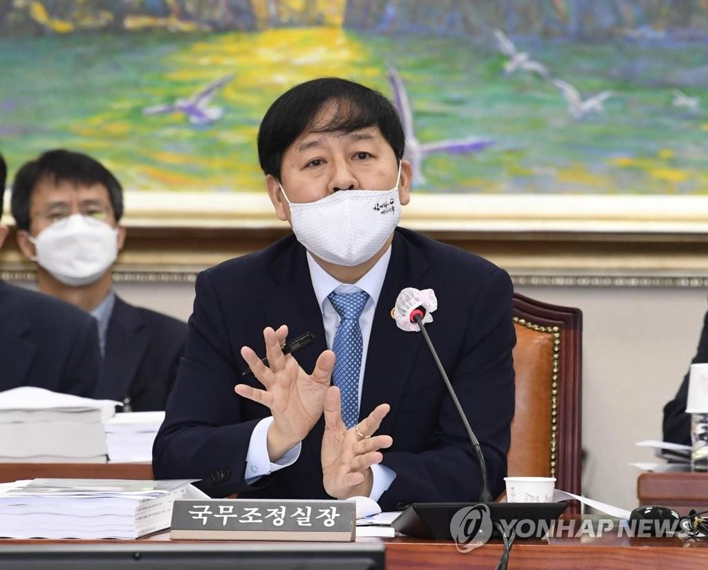 韩政府:随时准备调升防疫响应级别