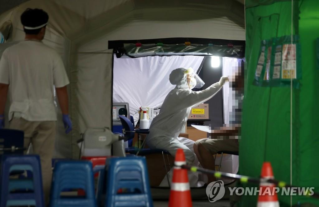 详讯:韩国新增441例新冠确诊病例 累计18706例