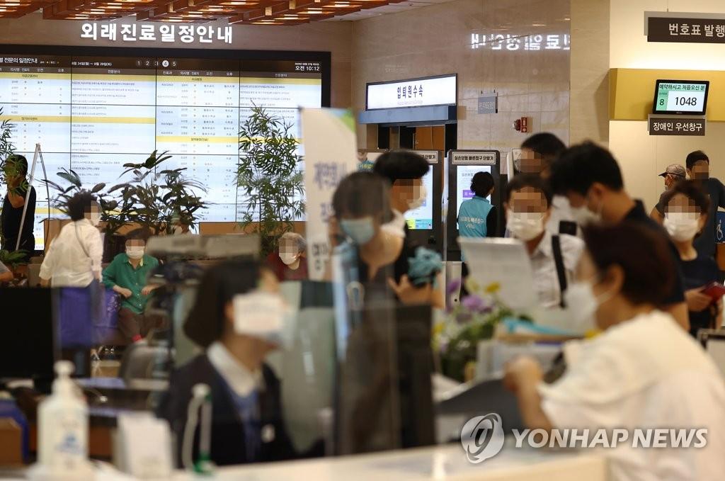 韩政府着手调查取证拒不返岗罢诊医生