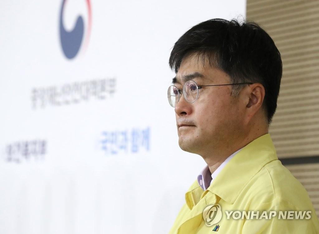 韩政府:正考虑防控升级等所有可能性