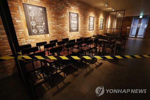 韩政府今将决定是否延长首都圈加强版防疫措施