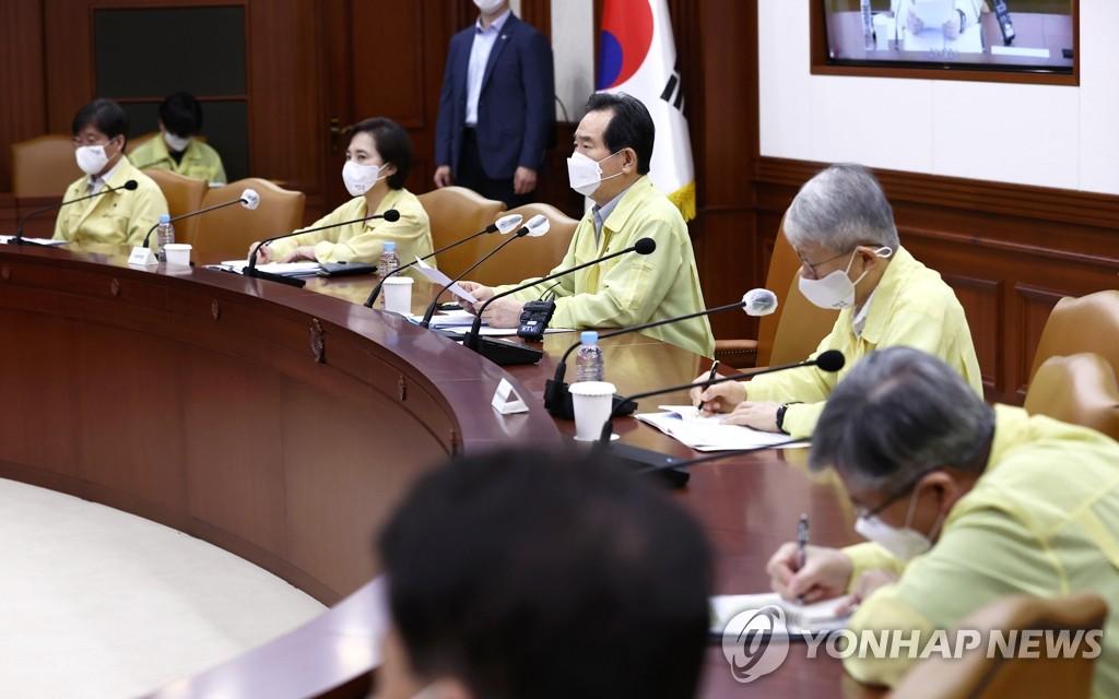 韩总理:依法处理实习医生不顾疫情坚持罢诊行为