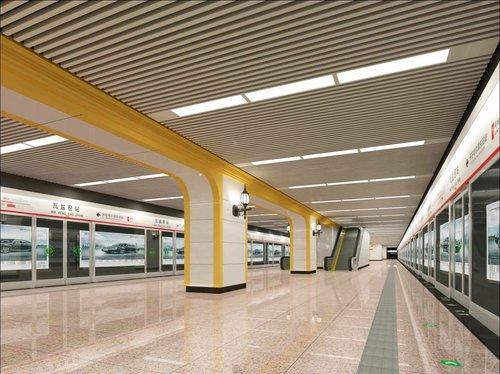 现代电梯承揽哈尔滨地铁站200部扶手电梯订单