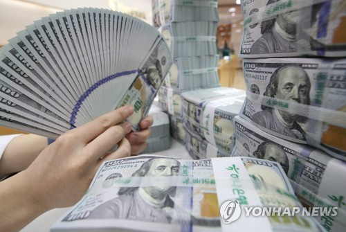 韩9月外储4206亿美元 环比增加15.9亿
