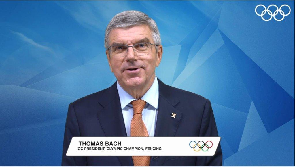 国际奥委会主席巴赫荣获首尔和平奖