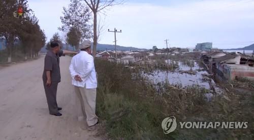 朝媒:朝鲜积极做好防洪防汛准备工作