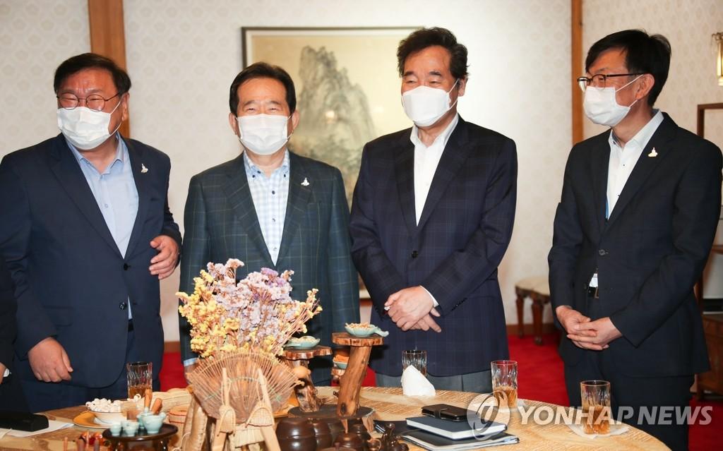 韩国党政青敲定向弱势群体优先发放灾害补助