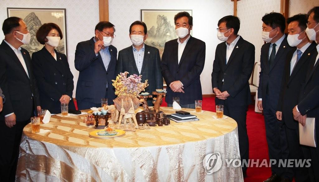 韩党政青商定编制第4期补充预算用于抗疫