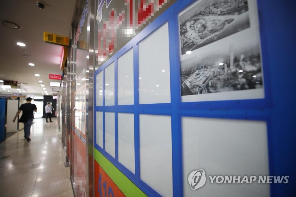 韩首都圈房屋典租金连涨57周