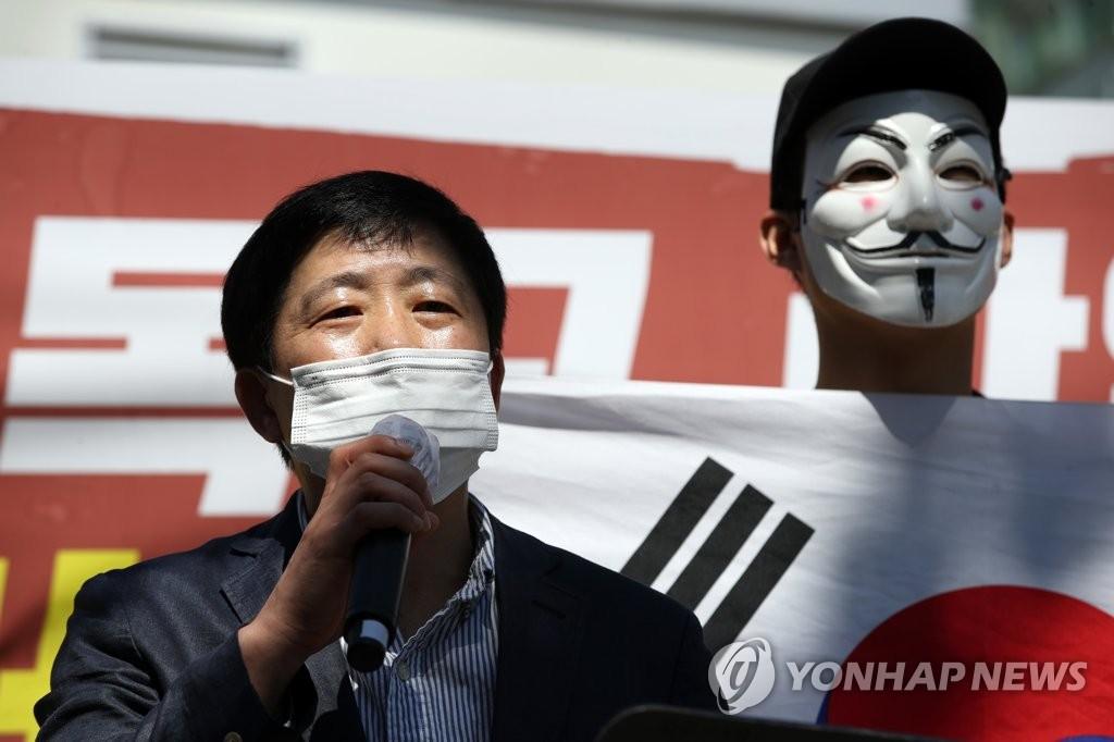 韩统一部:将依法应对散发反朝传单行为