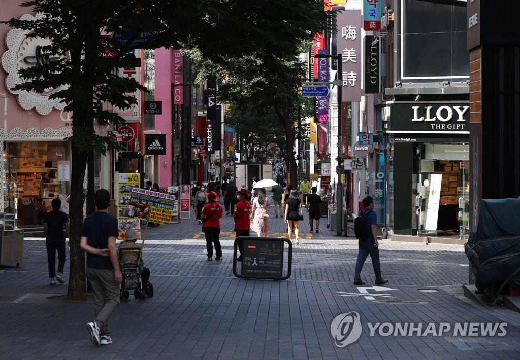 亚行保持韩国今年经济增长预期-1%不变