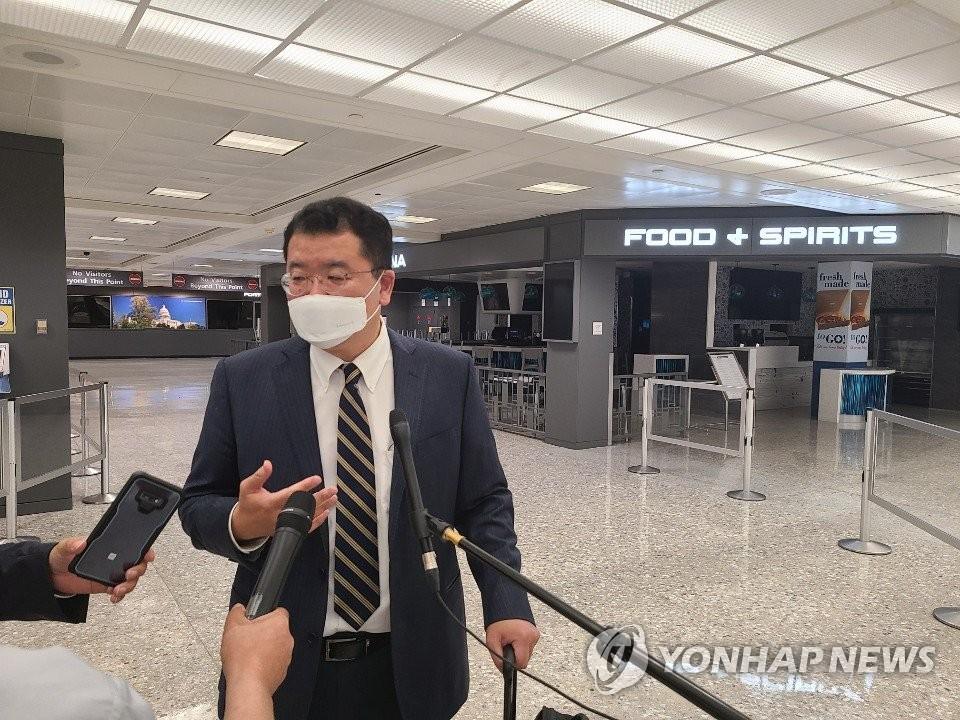 韩副外长:同盟关系是韩国外交国安的根基
