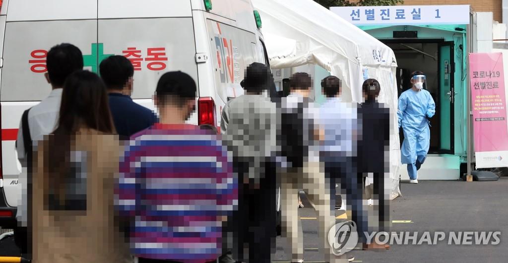 韩近三天老龄新增病例超四成